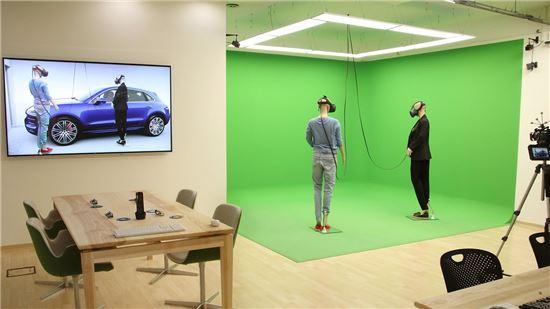 모빌리티_VR 체험코너