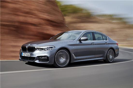 BMW 2018 뉴 5시리즈
