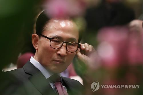 이명박 전 대통령(사진=연합뉴스)