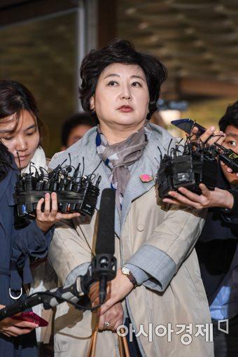 故 김광석 아내 서해순씨/사진=아시아경제DB