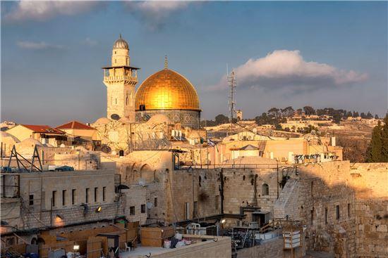 동예루살렘의 이슬람·유대교 공동성지 템플마운트·하람 알샤리프(사진=게티이미지뱅크)