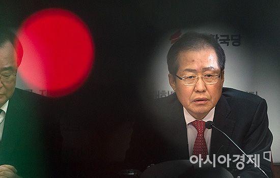 """홍준표 """"이 정권은 자살정권…한 판 붙겠다"""""""