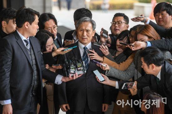 김관진 전 국방부 장관