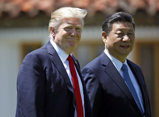 [이미지출처=연합뉴스]지난해 4월 미 플로리다주 팜비치의 마라라고에서 회담한 도널드 트럼프 미국 대통령(왼쪽)과 시진핑 중국 국가주석.