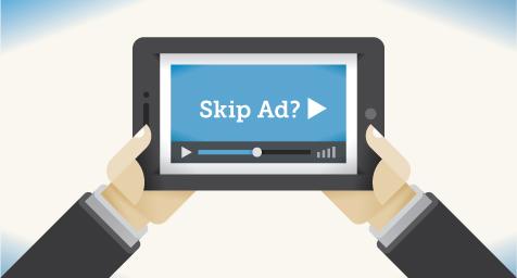 1분 영상에 15초 광고, 적당하십니까