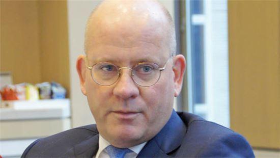 존 플래너리 GE 최고경영자(CEO) 모습(사진=아시아경제DB)