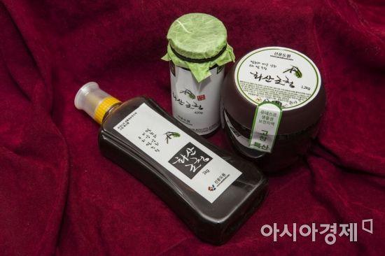 고창 화산조청과 우슬식혜, 국제슬로푸드협회 '맛의 방주' 등재