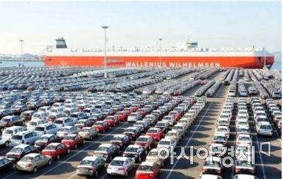 작년 글로벌 자동차 판매량 9000만대 첫 돌파