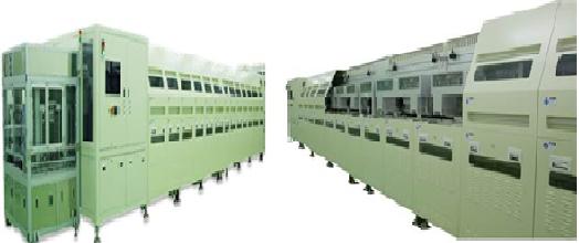 당사 인라인 열처리 장비(출처 : 비아트론 사업보고서)