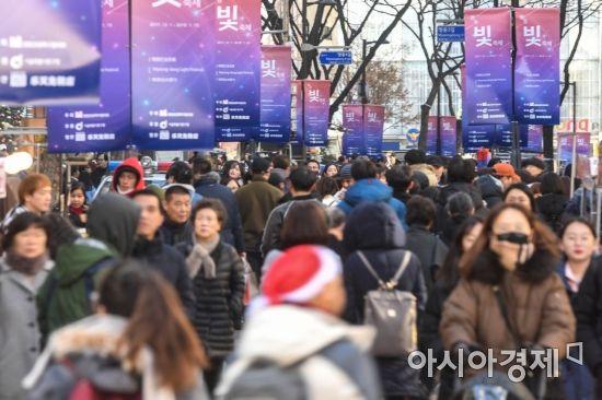 [2018 표준지공시지가] 전국 '금싸라기 땅' 10곳 중 6곳 명동 화장품점