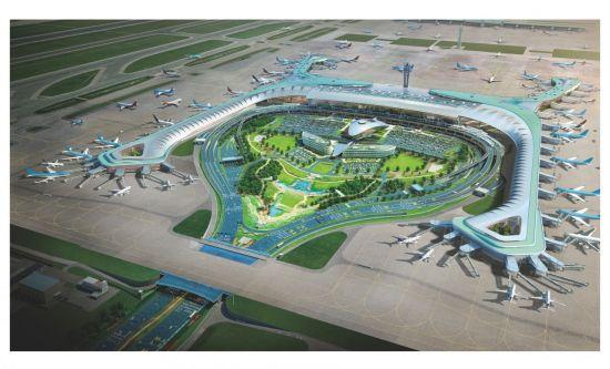 18일 개장 앞둔 인천공항 2터미널 그랜드오픈