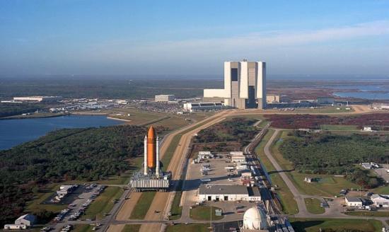 미국 케네디 우주센터 [사진출처=NASA]
