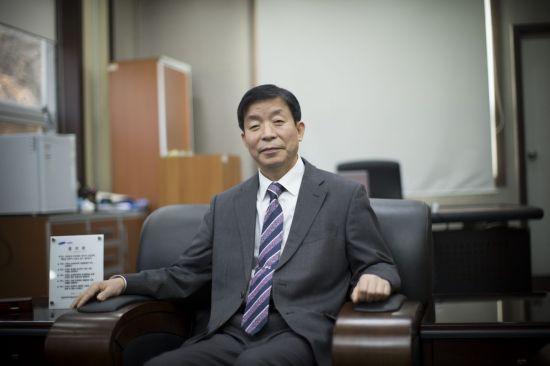 홍사문 씨앤지하이테크 대표이사.(사진=아시아경제DB)