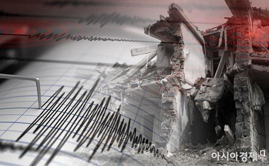 지진 / 그래픽=아시아경제DB