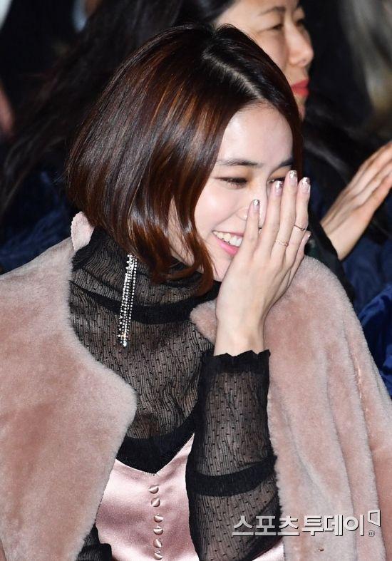 [포토] 이민정 '여전히 빛나는 미소'