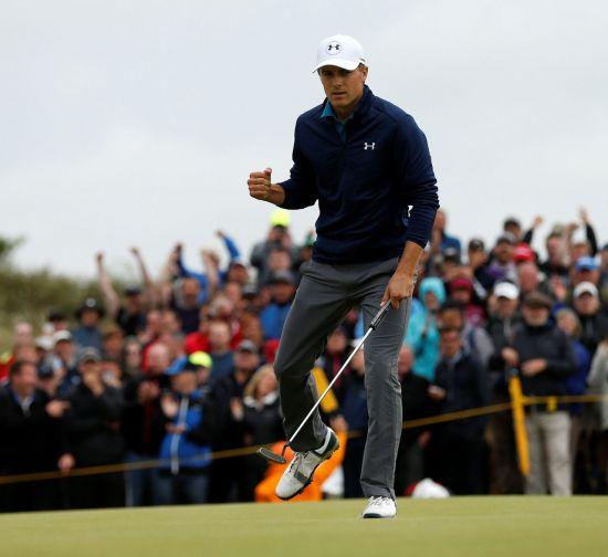 조던 스피스는 8월 PGA챔피언십에서 지구촌 골프역사상 여섯번째 커리어 그랜드슬래머에 도전한다.