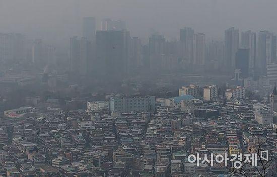 환경부, 미세먼지 비상저감조치 시행…서울 출퇴근 대중교통 요금 무료
