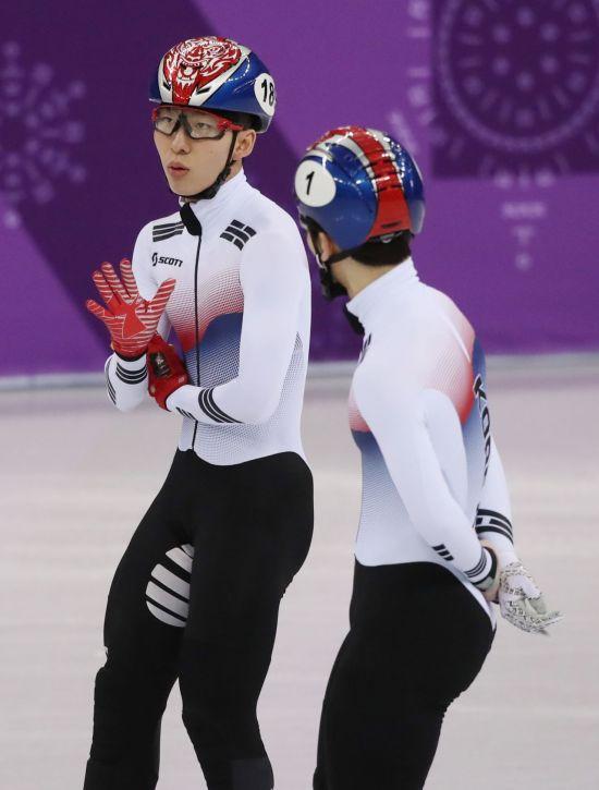 2018 평창동계올림픽 남자 쇼트트랙 대표 임효준[이미지출처=연합뉴스]
