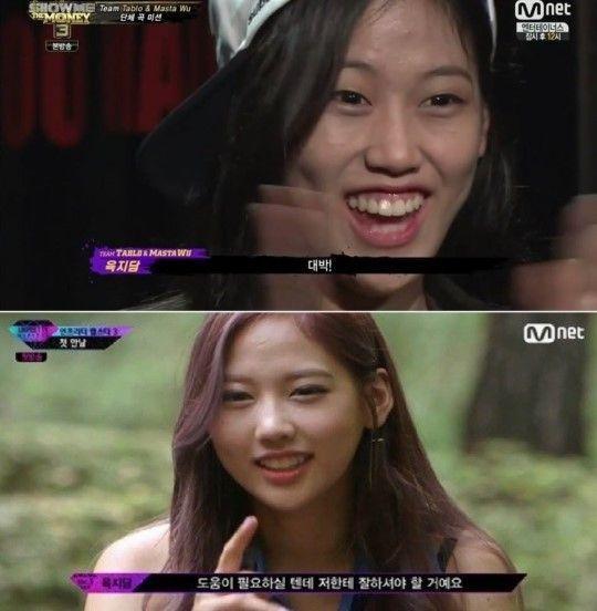 사진=Mnet 쇼미더머니3, 언프리티랩스타3 캡처