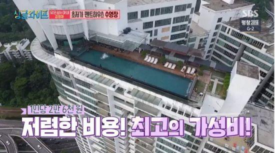[연.방.스] '가성비 甲' 쿠알라룸푸르 루프탑 수영장 대공개