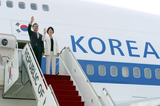 [초동여담] 한국 대통령 전용기