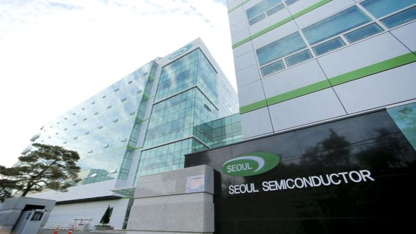 서울반도체 회사전경