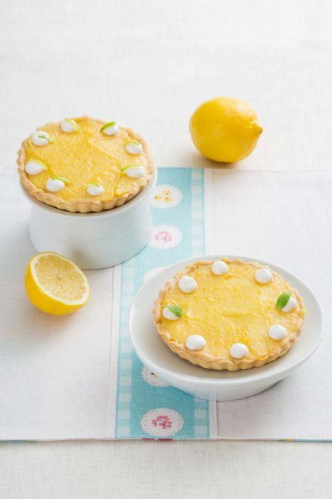 레몬 타르트