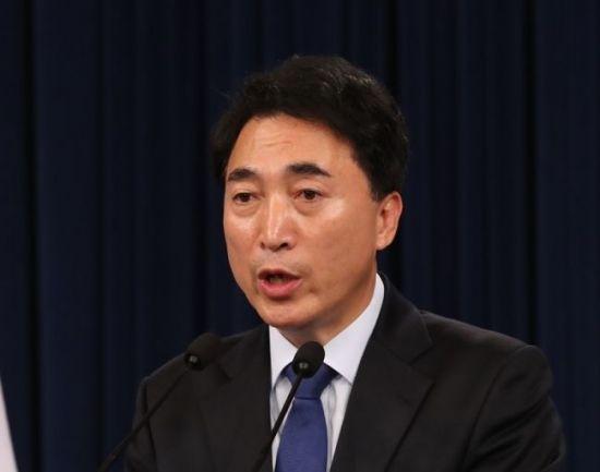 박수현 전 청와대 대변인 [사진=연합뉴스]
