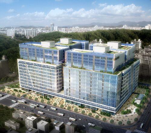 하남시 최대규모 지식산업센터 '하남테크노밸리 U1 센터' 분양 중