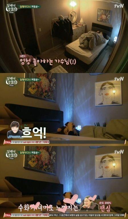 사진=OLIVE, tvN '달팽이 호텔'