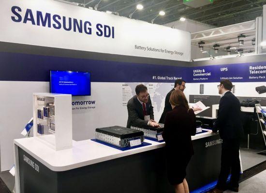 삼성SDI, 에너지 밀도 높인 111Ah ESS 전용 배터리 출시