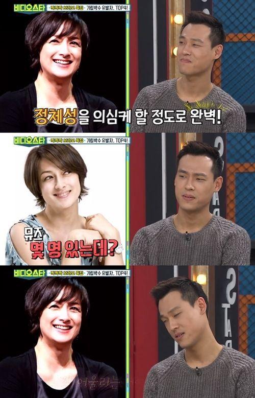 뮤지컬 배우 최재림/사진=MBC Every1 '비디오 스타' 방송화면 캡처