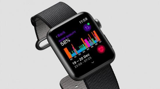'헬스'하는 애플…아이폰 효과 없이도 최대 매출