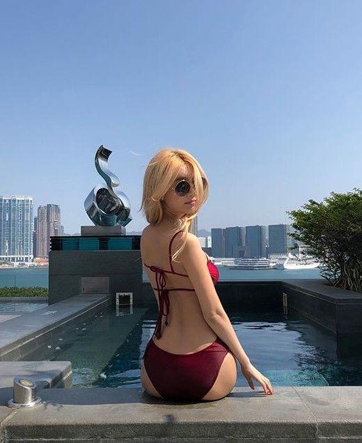 티아라 큐리 / 사진=큐리 인스타그램