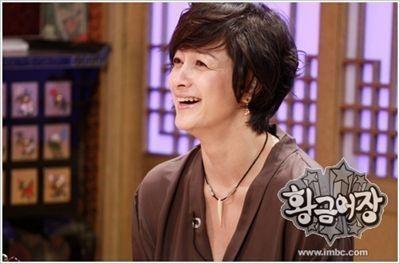 음악 감독 박칼린. 사진=MBC '황금어장 - 무릎팍도사' 캡처