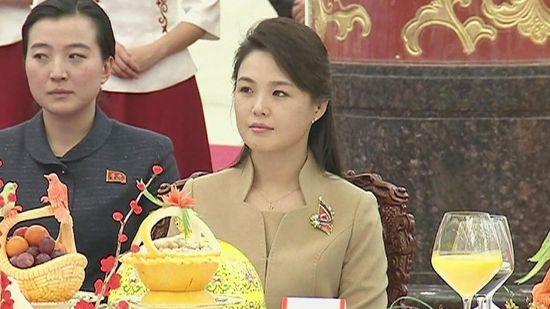 """""""송혜교만큼 예쁘다"""" 중국 네티즌, 리설주에 반했다 (영상)"""