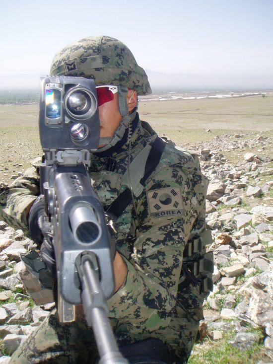 [양낙규의 Defence Club]독자기술 개발 K11 복합형소총