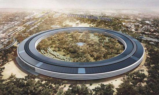 애플의 신사옥
