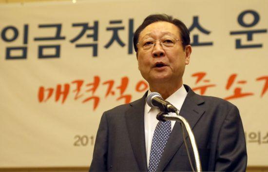 권기홍 동반성장위원장 [이미지출처=연합뉴스]
