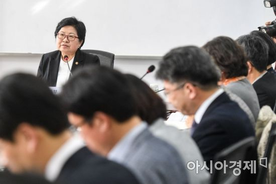[포토] 성희롱-성폭력 근절 추진 협의회