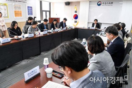 [포토] 제2차 범정부 성희롱-성폭력 근절 추진 협의회