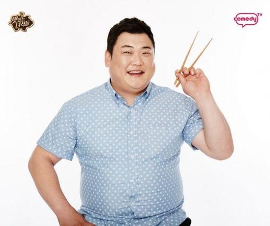 개그맨 김준현. 사진='맛있는 녀석들' 제공