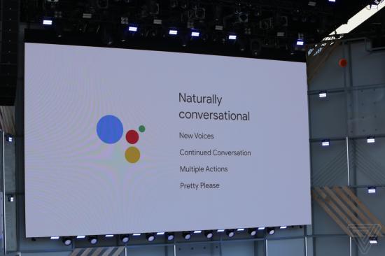 [구글I/O]전화로 식당 예약하는 어시스턴트…구글 AI 비서의 미래