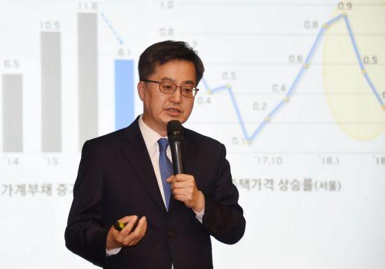 김동연, 인기 토크쇼 '썰전' 나온다