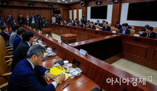[포토] 경제관계장관회의서 모두발언하는 김동연 경제