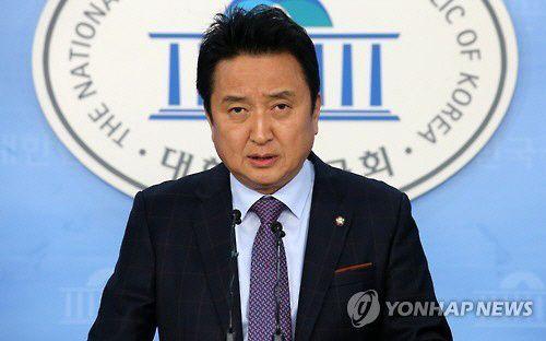 김영환 바른미래당 경기지사 후보.사진=연합뉴스