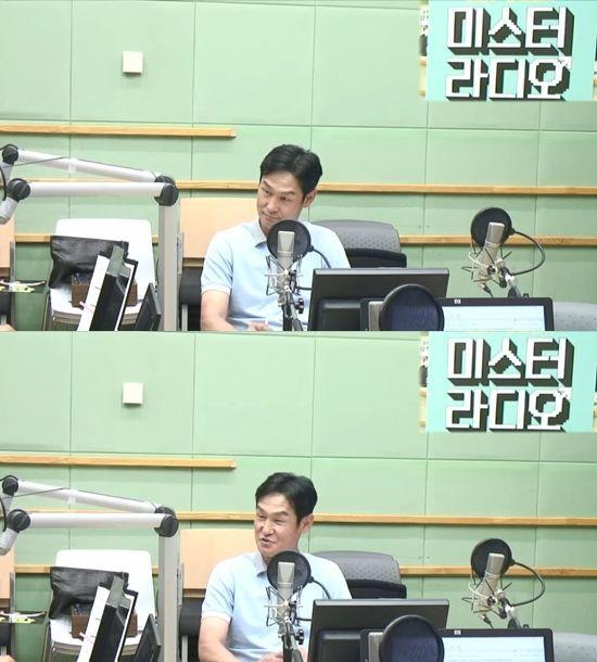 최용수/사진 = KBS 보이는 라디오 화면 캡처