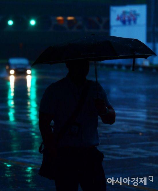 [포토]비가 내리네