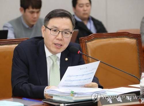 정태옥 전 자유한국당 의원 [사진=연합뉴스]