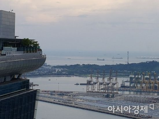 싱가포르항